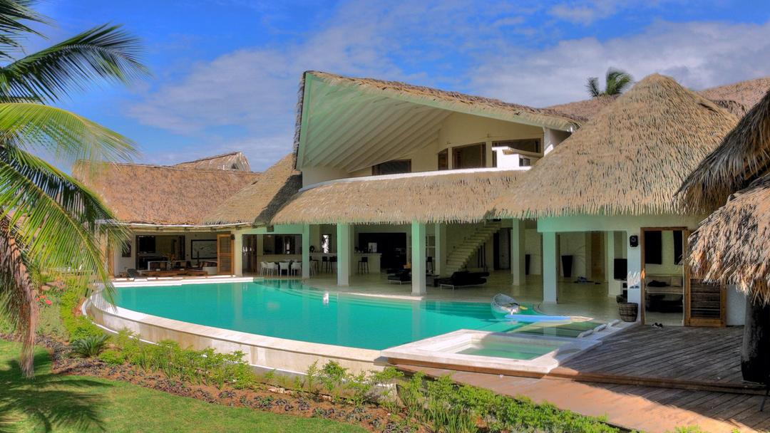 Villa del Mar in Las Terrenas on the Samana peninsula