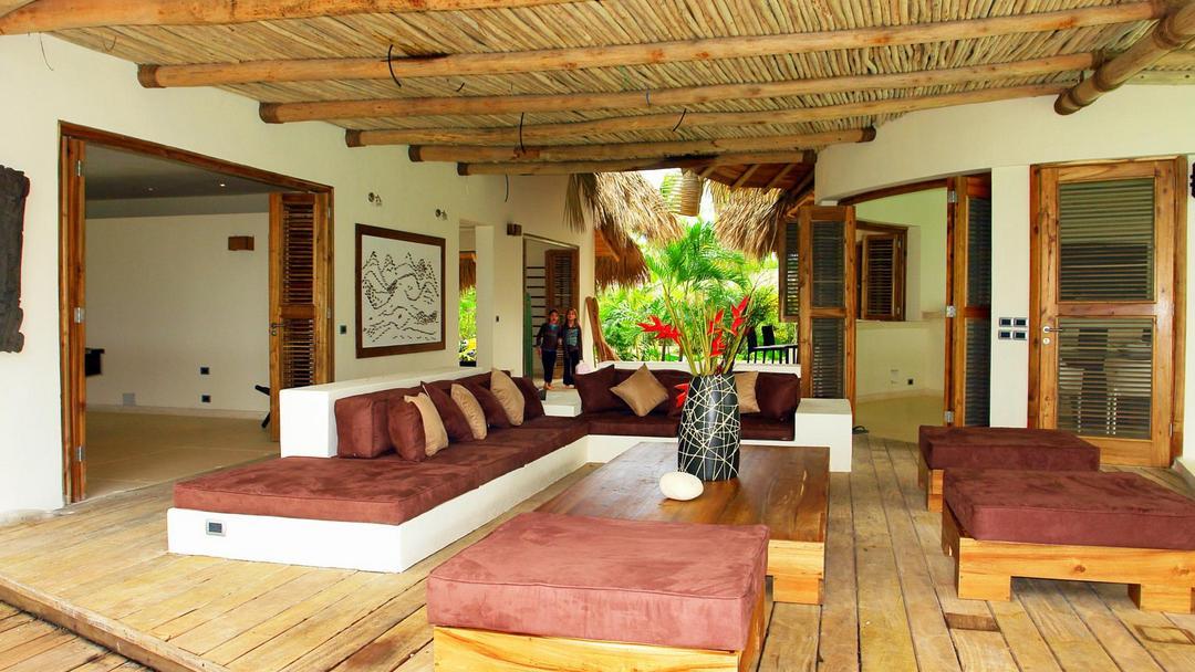 Villa del Mar in Las Terrenas on the Samana peninsula