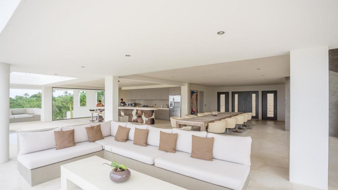 Villa Ocean Lodge in the beautiful town of Las Terrenas
