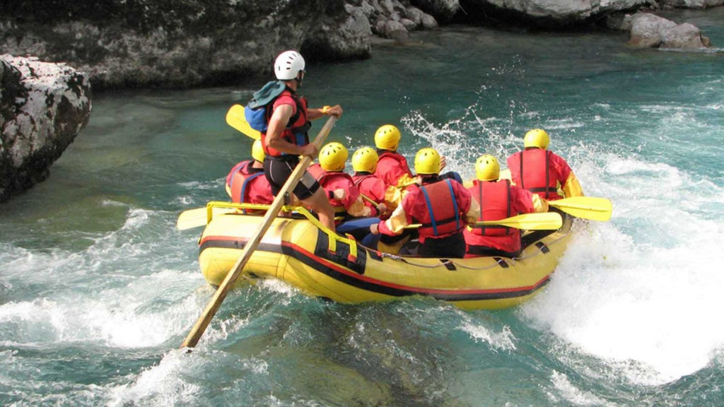 River Rafting in Jarabacoa