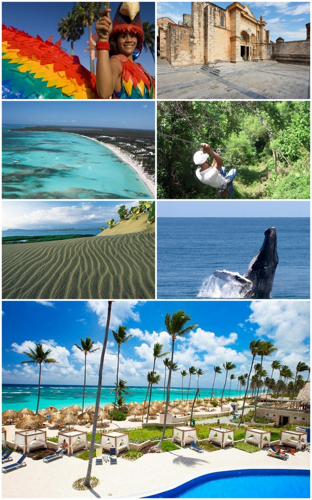 The Dominican Republic is diversified like no other country in the Caribbean: beaches, deserts, (high) mountains, cities, steppes, steep coasts, scenic highways, historical sites, waterfalls and remote islands are just some of the things you can experience here.