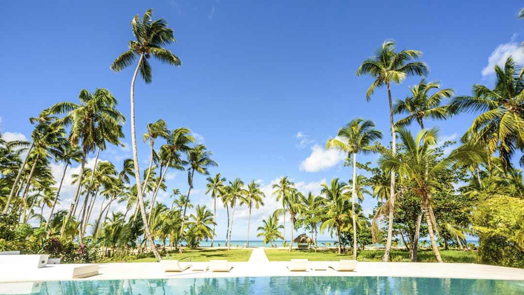 Luxury Villa Ocean Lodge in Las Terrenas