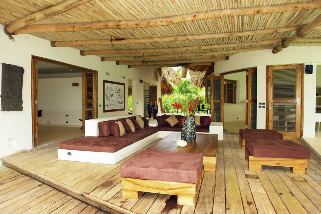 Villa del Mar with 13 bedrooms in Las Terrenas