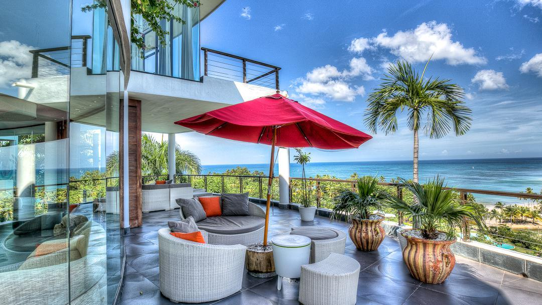 Luxury Villa The Sphere in Las Terrenas