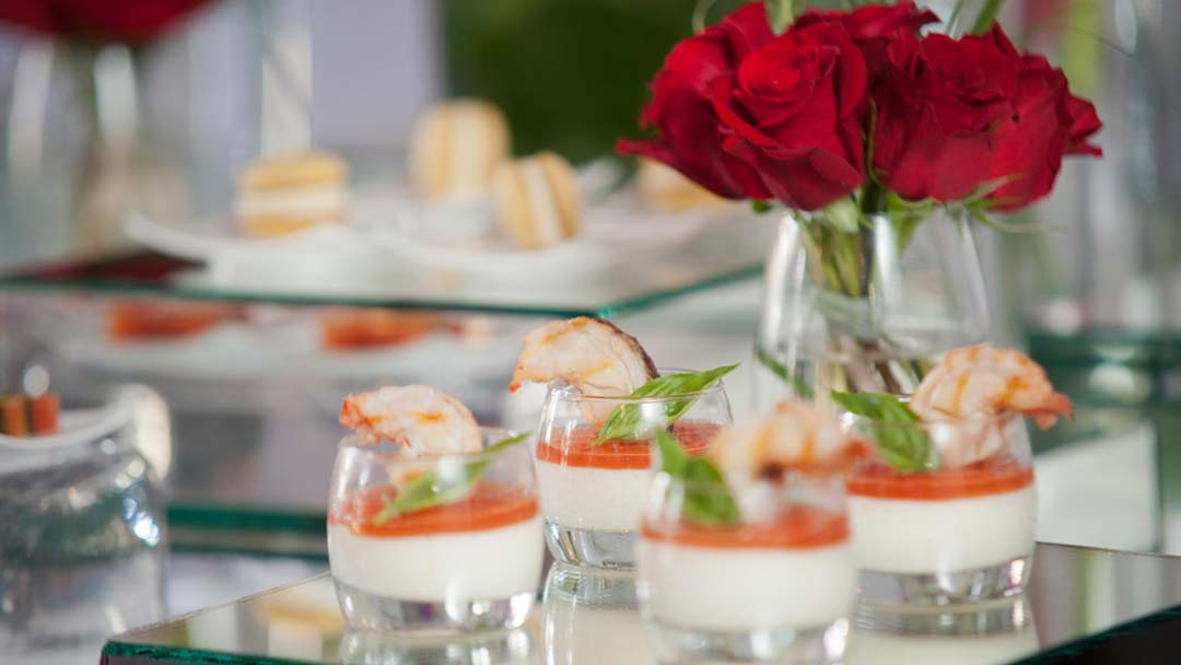 Canapees and Appetizer by MI CORAZON Catering