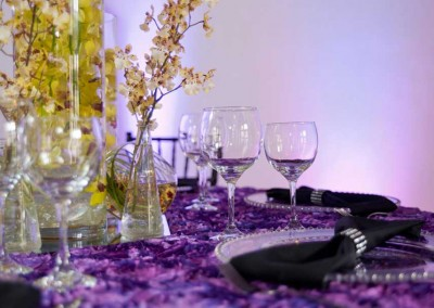 Event decoration by WICKED Events