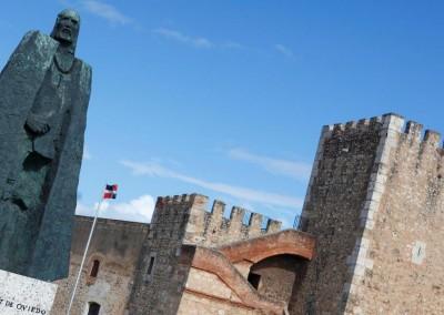 Fortaleza Ozama in Santo Domingo