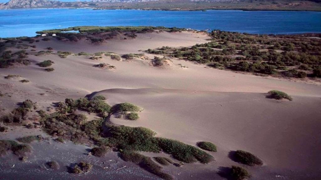 Las Dunas de Baní, the sole desert in the Caribbean