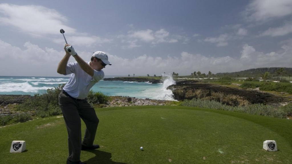 Playing Golf in the Dominican Republic