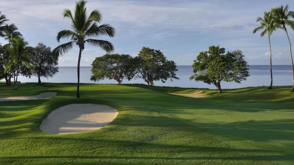 Golf Course at Casa de Campo