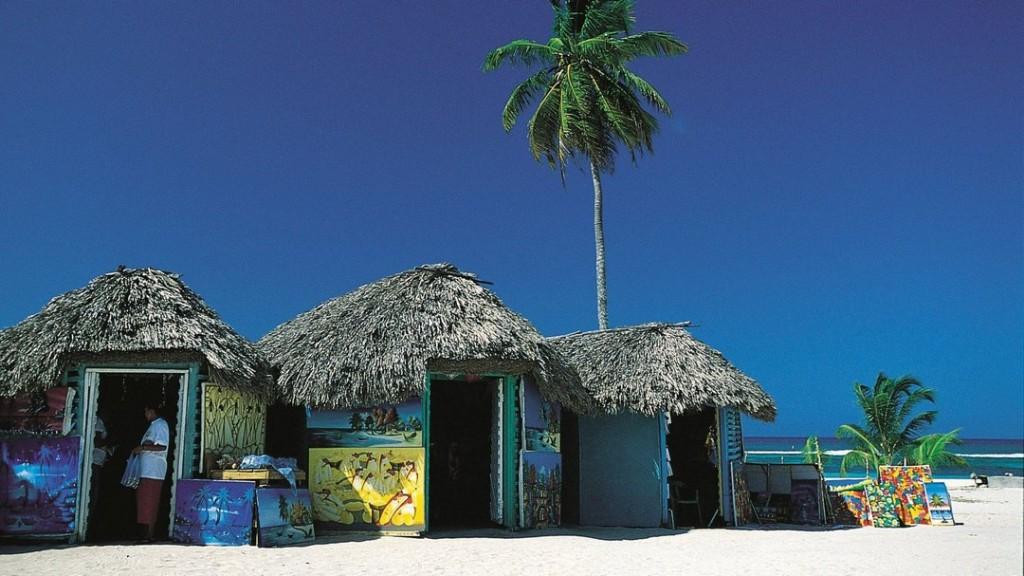 The beautiful Isla Saona in the South of the Dominican Republic
