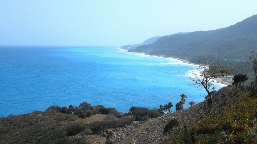 Stunning views on the road from Barahona to Pedernales