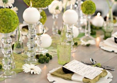 Wedding decoration by WICKED Events and Travel