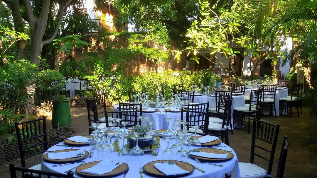 A wedding by WICKED Events in the Quinta Dominicana in Santo Domingo