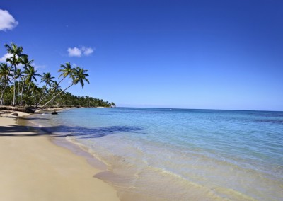 Beach at the Grand Bahia Principe in Las Terrenas