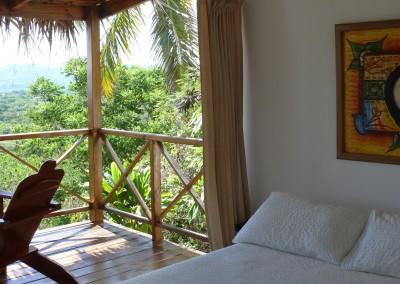 Samaná Ocean View Eco Lodge Bedroom