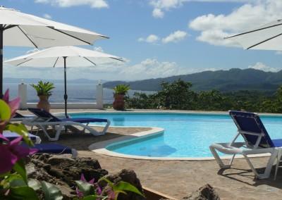 Samaná Ocean View Eco Lodge Pool