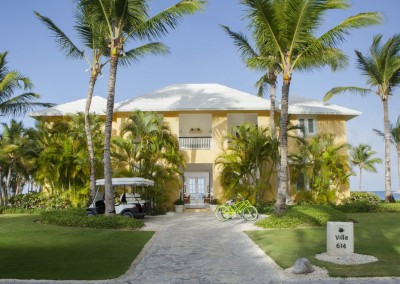 Villa at Tortuga Bay Resort