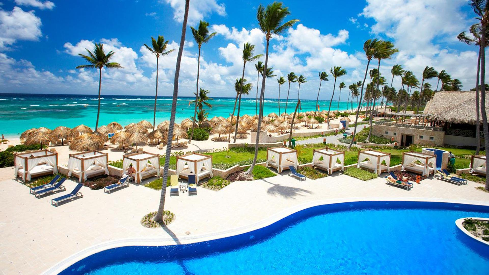Group travel 100 300 usd per day in the dominican republic for Punta cana dominican republic vacation