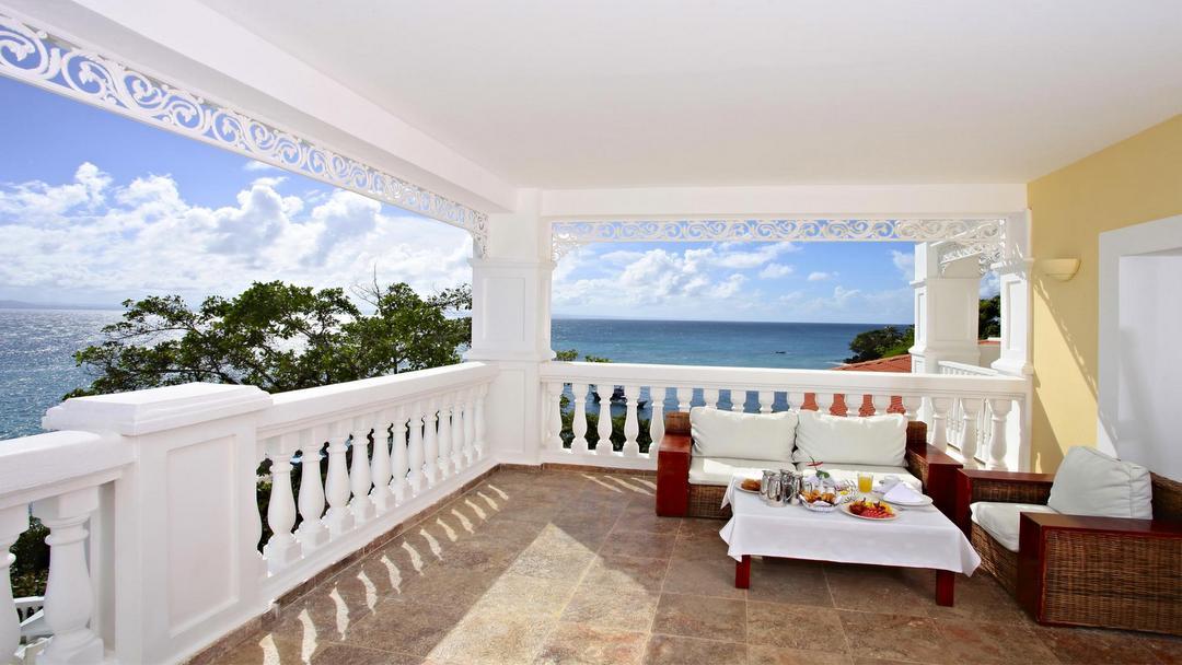 Luxury Resort on Cayo Levantado