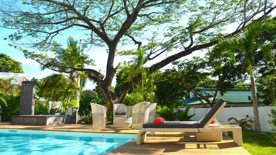 Pool at Casa 22, Sosua