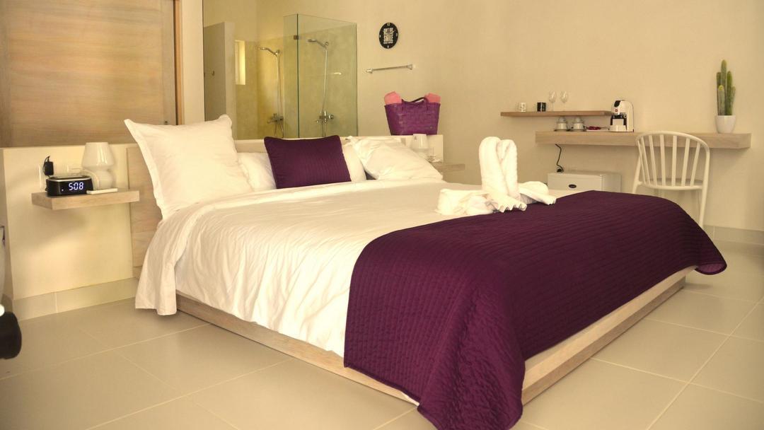 Standard Suite, Casa 22