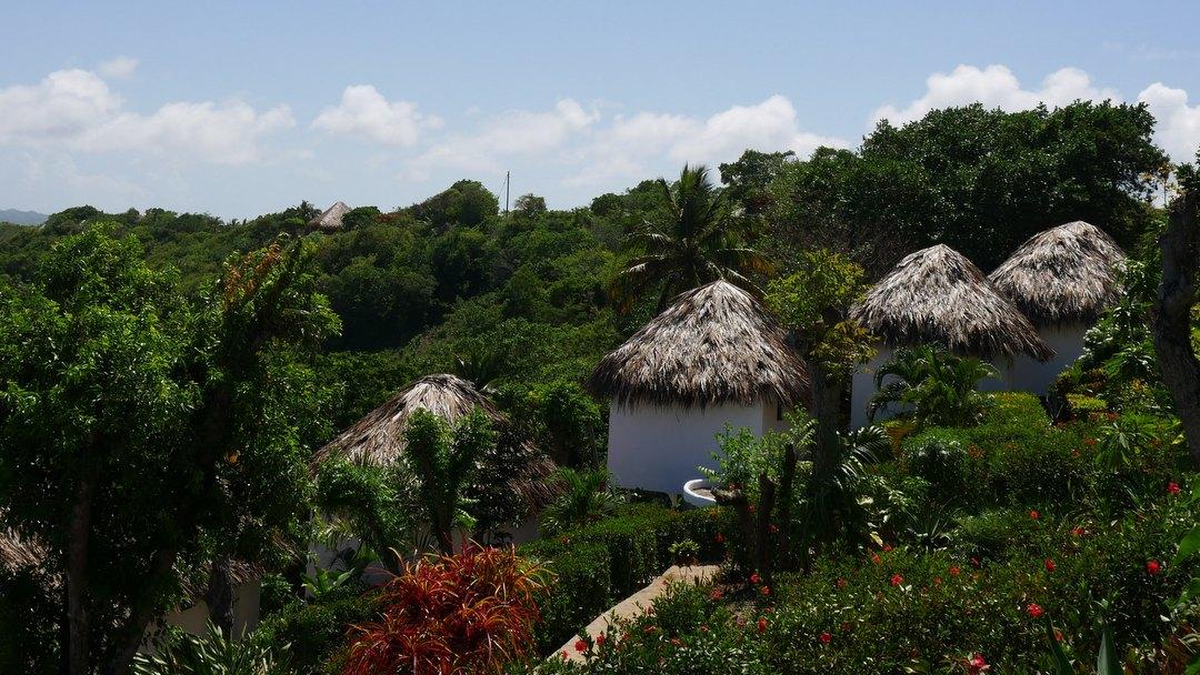 Bungalows at Samaná Ocean View Eco Lodge