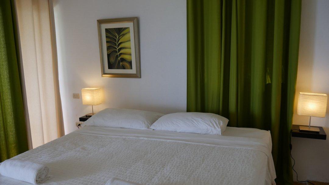 Cozy bedroom, Samaná Ocean View Eco Lodge