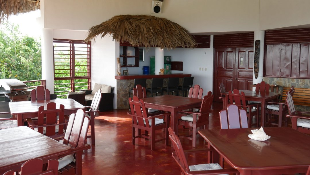 Restaurant, Samaná Ocean View Eco Lodge