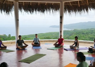 Yoga Platform, Samana Ocean View Eco Lodge