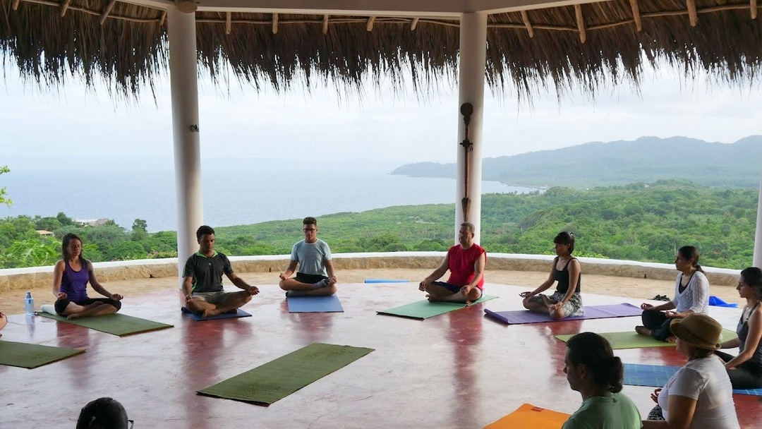 Yoga Platform, Samaná Ocean View Eco Lodge