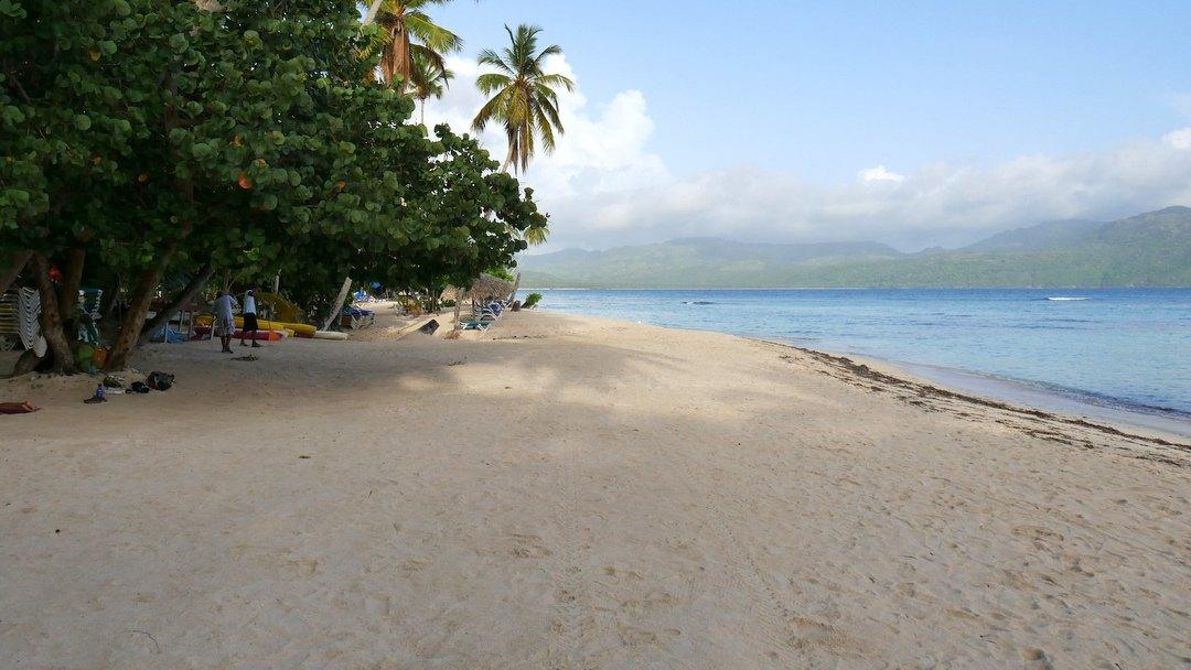 Beautiful, pristine beach - perfect for Yoga lessons!