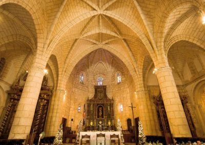First Cathedral in the Americas