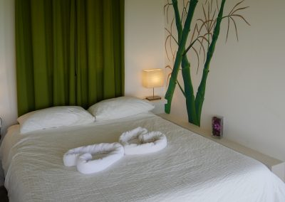 Cozy Bedroom, Samana Ocean View Eco Lodge