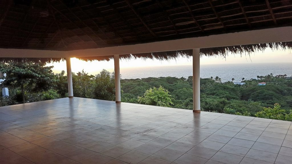Yoga Platform, Samana Ocean View Eco Lodge