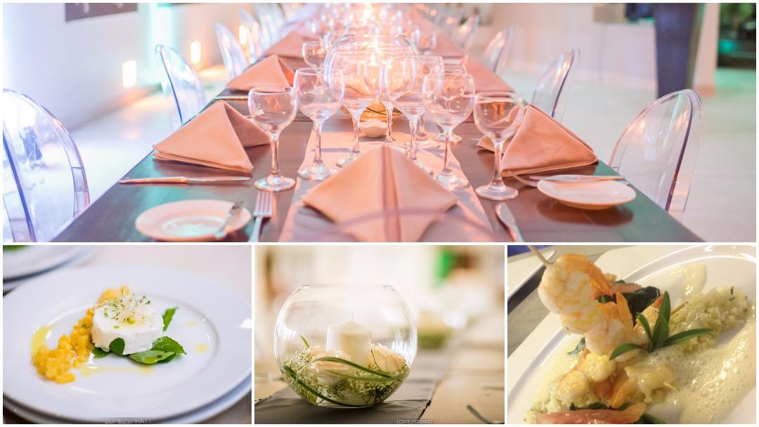 Destination Wedding - Dinner and Decoration