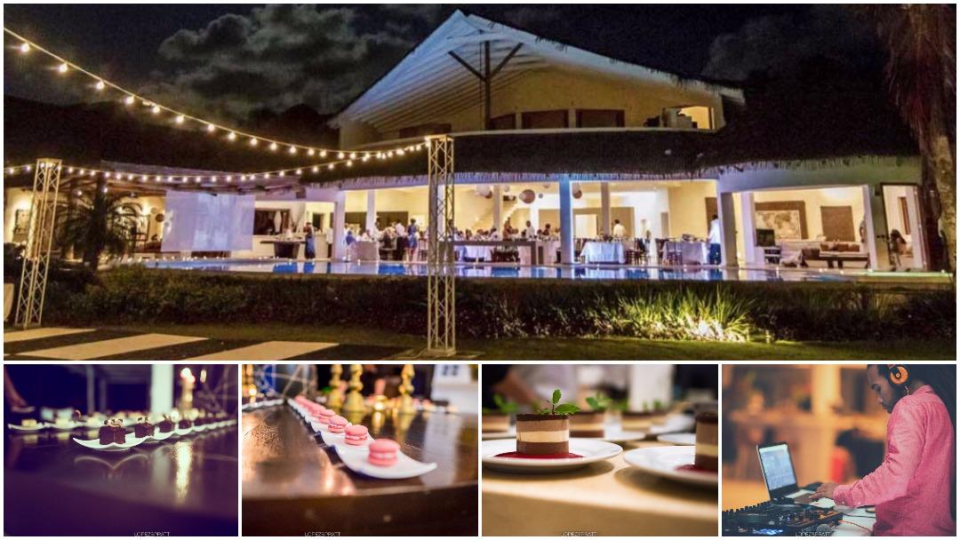 Destination Wedding - Dessert and Party