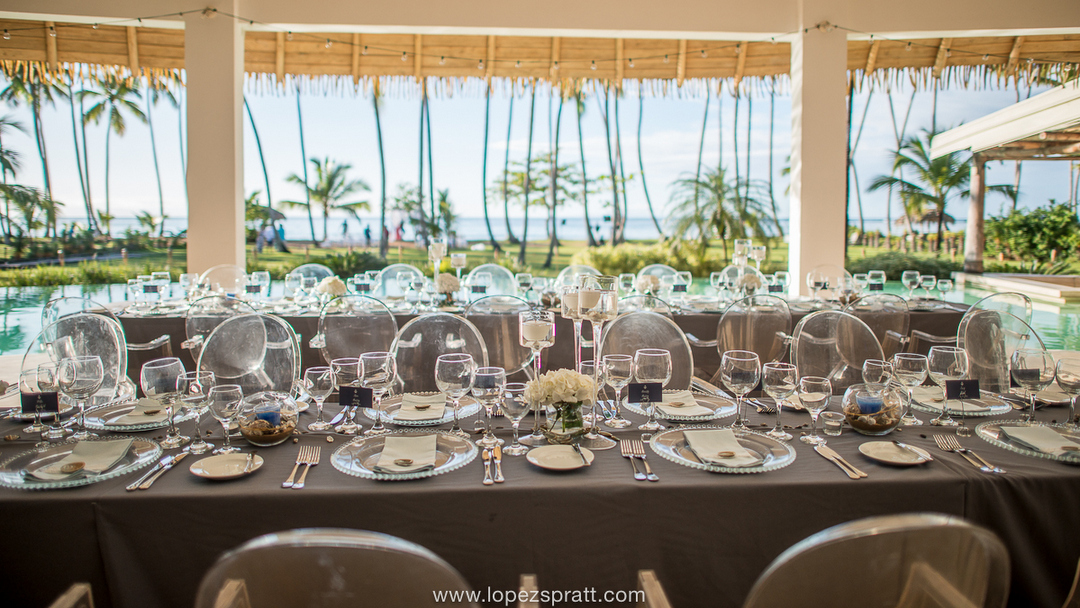 Destination Wedding at a Luxury Villa