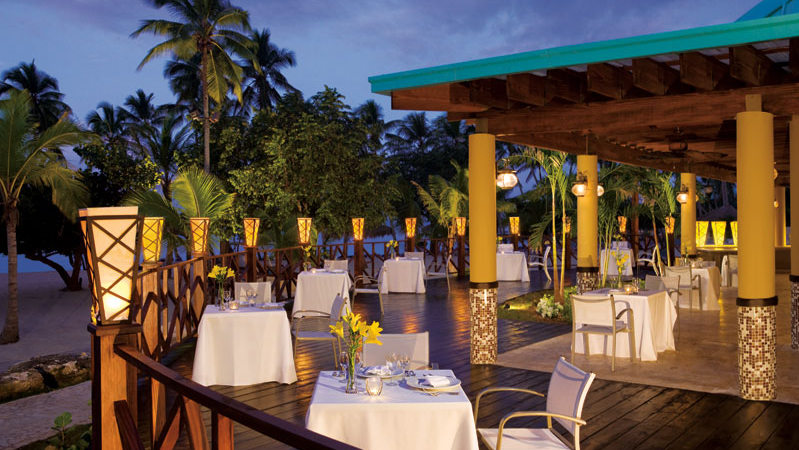 Restaurant at Dreams La Romana Resort & Spa