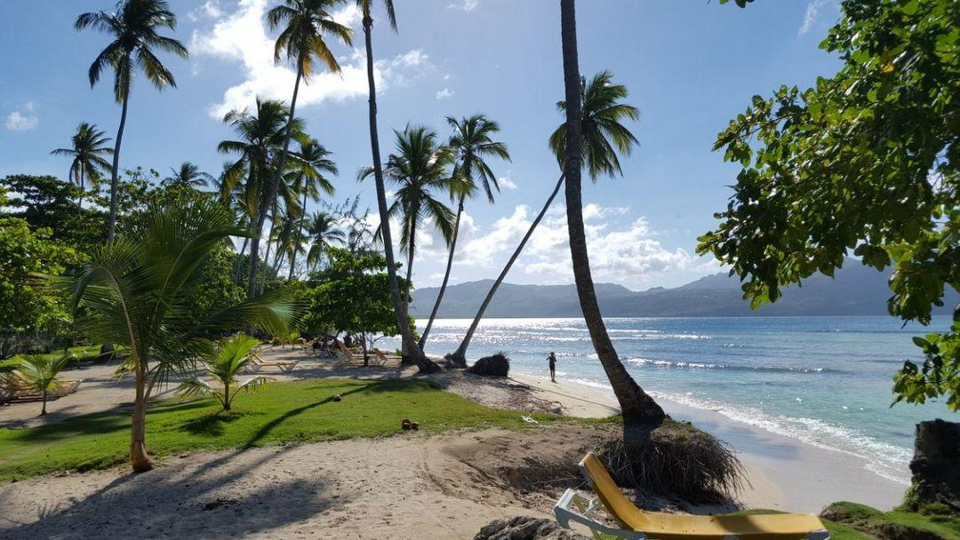 Playa Playita on the north coast