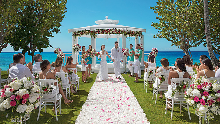 Destination Wedding Gazebo