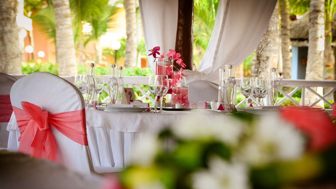 Wedding Dinner at Grand Bahia Principe