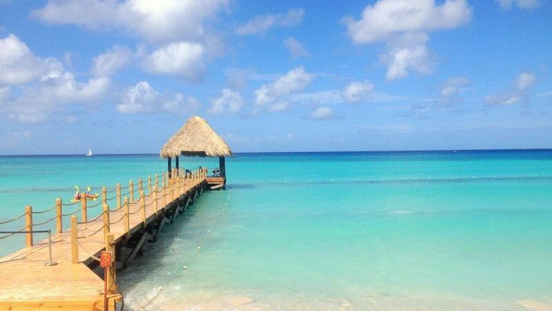Wonderful Pier for Destination Weddings at Dreams Dominicus La Romana