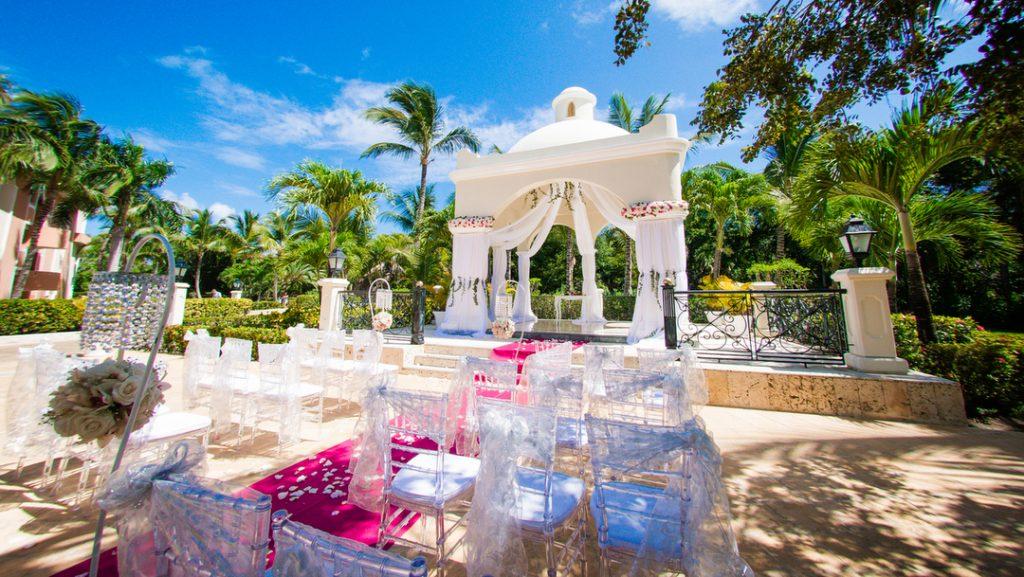 Destination Wedding at Grand Bahia Principe