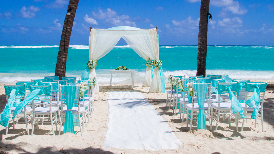 Destination Wedding at the Beach, Grand Bahia Principe