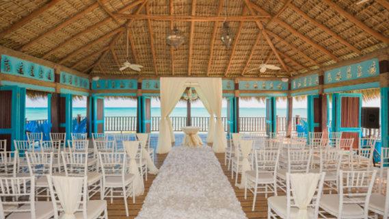Ocean View Portico - Destination Wedding