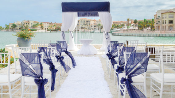 Marina Terrace - Destination Wedding