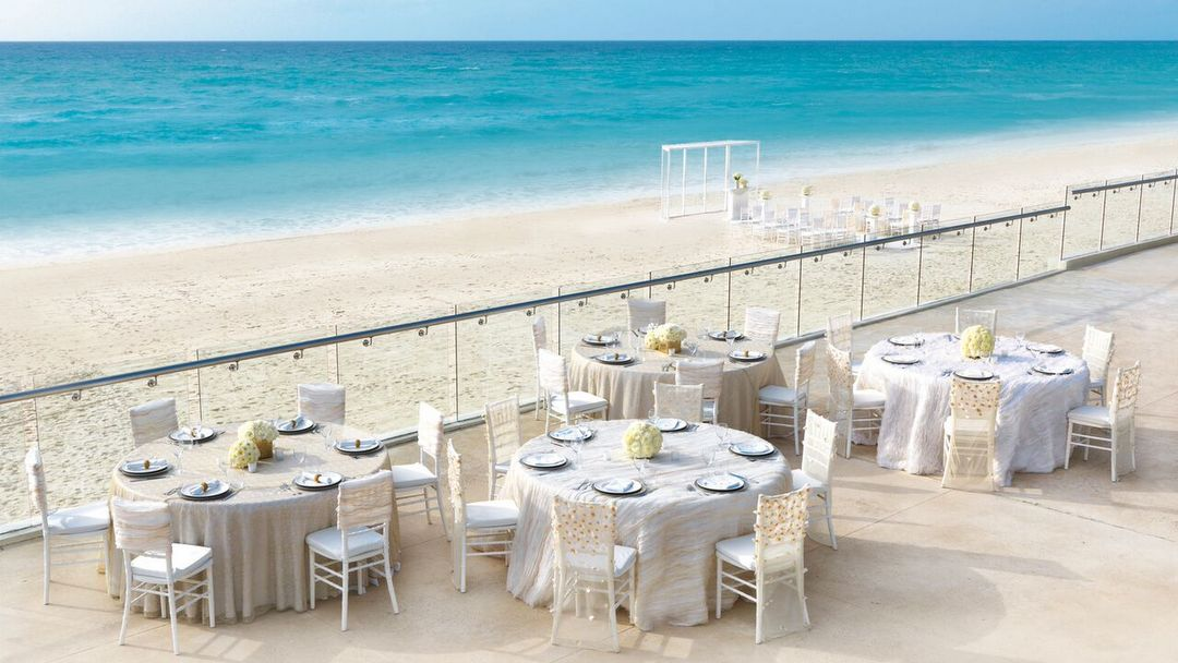 Beach Reception, Hard Rock Hotel & Casino Punta Cana