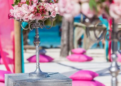 Destination Wedding Decoration Details