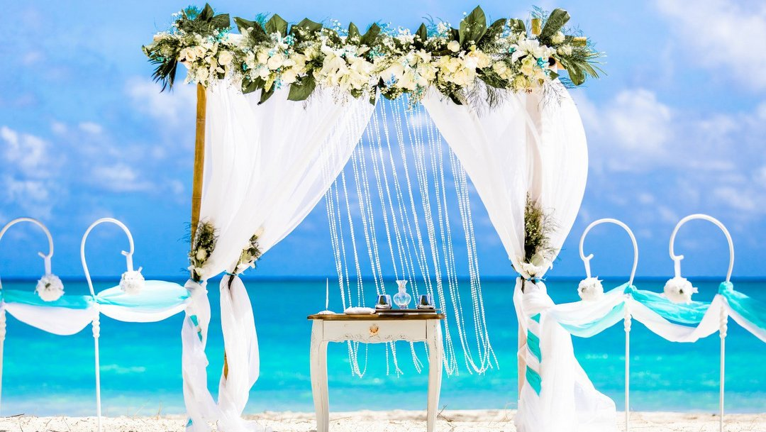 Dcor Inspiration For Destination Weddings In The Caribbean